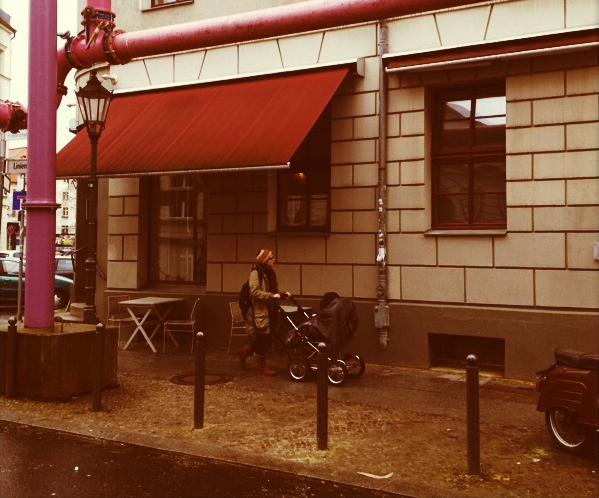 Restaurant das Lokal, Berlin-Mitte, Linienstrasse