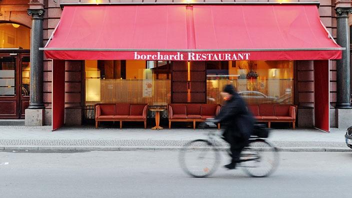 Restaurant Borchardt, Berlin-Mitte, Gendarmenmarkt