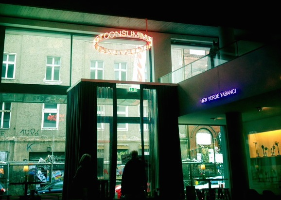 ME Collectors Room, Berlin-Mitte, Auguststrasse, Museumsrestaurant