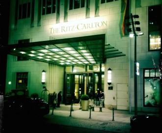 Brasserie Desbrosses, Hotel Ritz Carlton Berlin