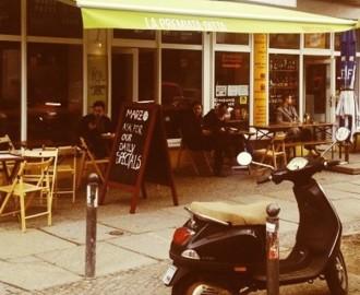 La Premiata Ditta, die italienische Bar in Berlin-Mitte