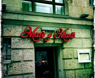 Restaurant Mare e Monti Berlin
