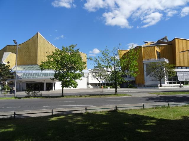 Berliner Philharmonie, Lunchkonzerte am Dienstag, Mittags in Mitte