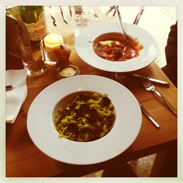 hosskost - die Pasta