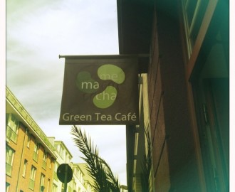 Mamecha - green tea café