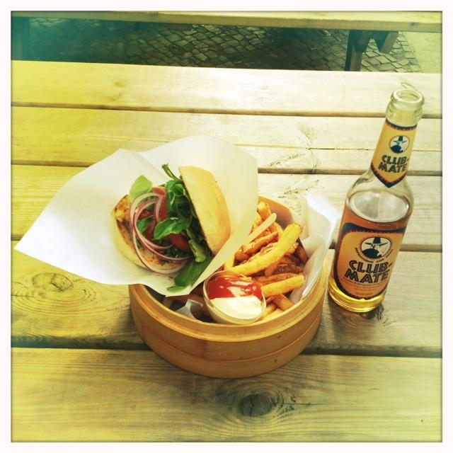 Shiso Burger - der Mittagstisch